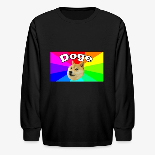 Doge - Kids' Long Sleeve T-Shirt