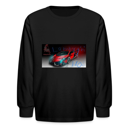 2AA4D962 2BDA 45E2 B4BB 7C7D86C27B6B - Kids' Long Sleeve T-Shirt