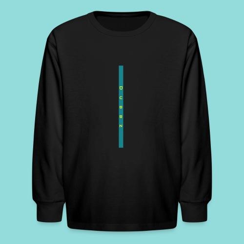 Long Logo - Kids' Long Sleeve T-Shirt
