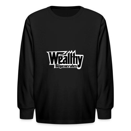 DENALI VANDAL TEE - Kids' Long Sleeve T-Shirt