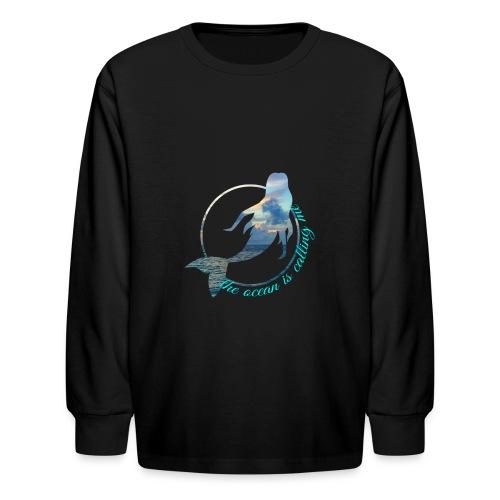 ocean - Kids' Long Sleeve T-Shirt