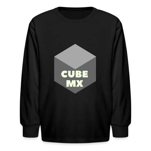CubeMX - Kids' Long Sleeve T-Shirt