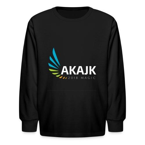 2018 Magic - Kids' Long Sleeve T-Shirt