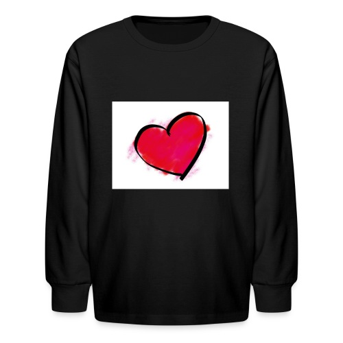 heart 192957 960 720 - Kids' Long Sleeve T-Shirt