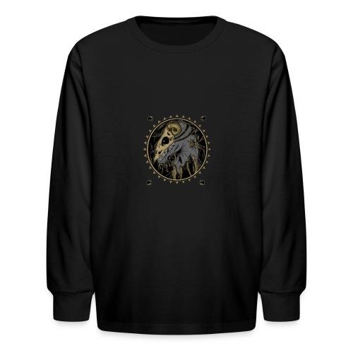 d8 - Kids' Long Sleeve T-Shirt