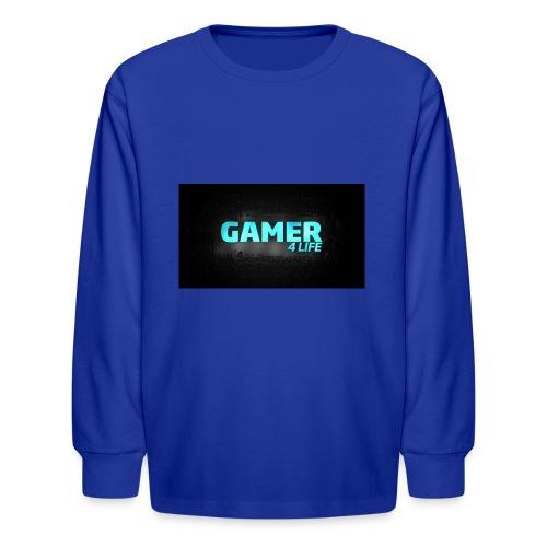 plz buy - Kids' Long Sleeve T-Shirt
