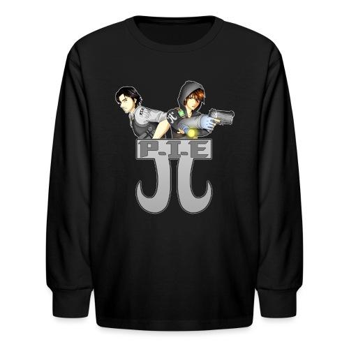 P I E - Kids' Long Sleeve T-Shirt
