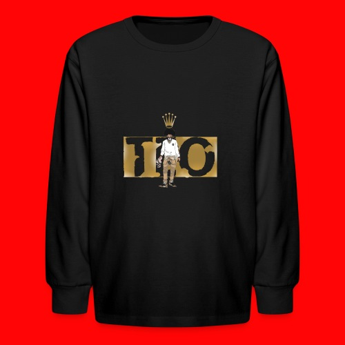 AYO AND TEO MERCH - Kids' Long Sleeve T-Shirt