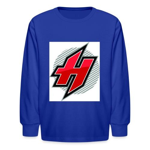 Home Town Squad - Kids' Long Sleeve T-Shirt