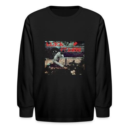 black friday - Kids' Long Sleeve T-Shirt