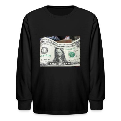 Kian - Kids' Long Sleeve T-Shirt