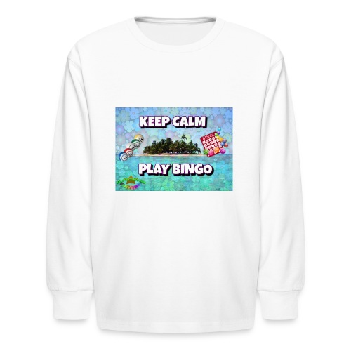 SELL1 - Kids' Long Sleeve T-Shirt