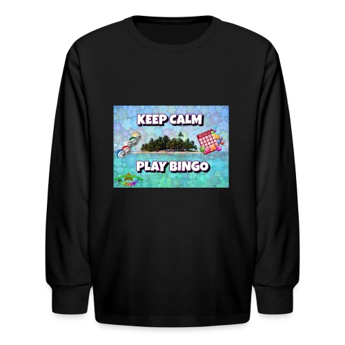 SELL1 - Kids' Long Sleeve T-Shirt