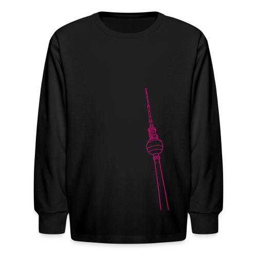 Berlin TV Tower - Kids' Long Sleeve T-Shirt