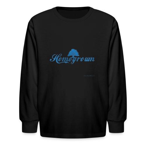 Homegrown Homeschool - Kids' Long Sleeve T-Shirt