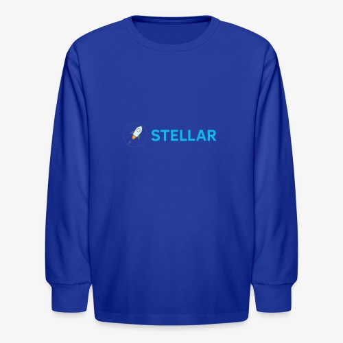 Stellar - Kids' Long Sleeve T-Shirt