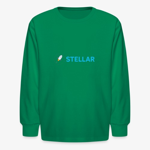 Stellar - Kids' Long Sleeve T-Shirt