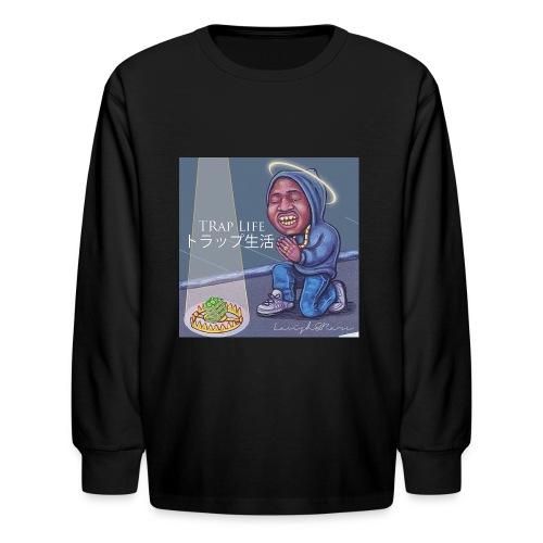 TRAPLIFE - Kids' Long Sleeve T-Shirt