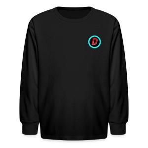 Dan # 16 - Kids' Long Sleeve T-Shirt