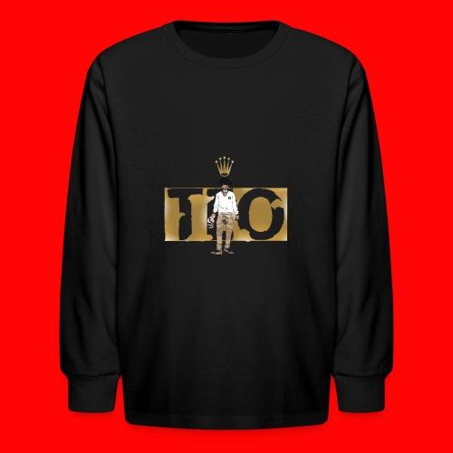 AYO AND TEO MERCH - Kids' Long Sleeve T-Shirt