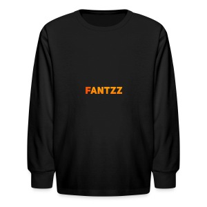 Fantzz Clothing - Kids' Long Sleeve T-Shirt