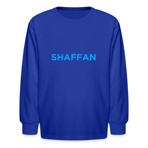 Shaffan - Kids' Long Sleeve T-Shirt