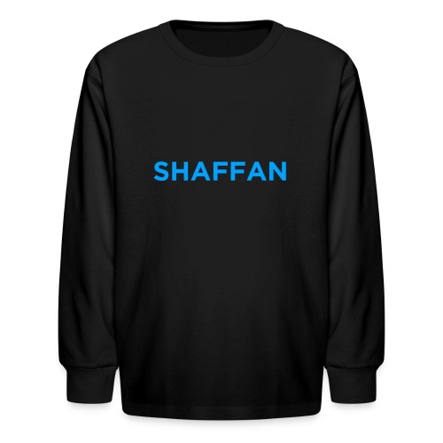 Shaffan - Kids' Long Sleeve T-Shirt