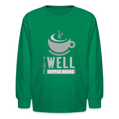 TWCH Verse Gray - Kids' Long Sleeve T-Shirt