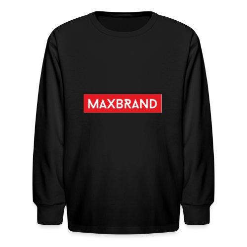 FF22A103 707A 4421 8505 F063D13E2558 - Kids' Long Sleeve T-Shirt