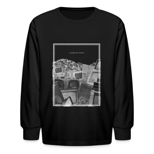 voltaire - Kids' Long Sleeve T-Shirt