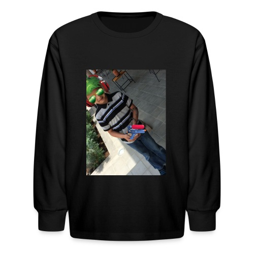 fernando m - Kids' Long Sleeve T-Shirt