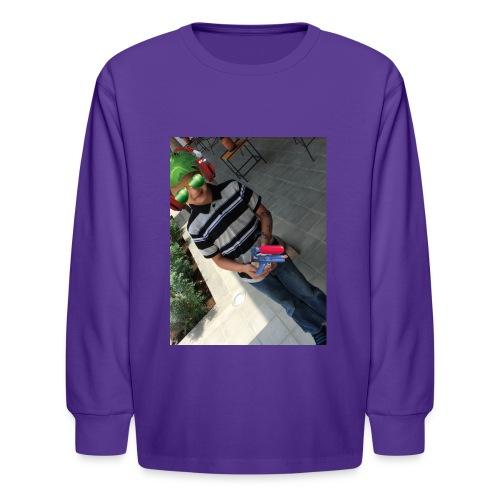 fernando m - Kids' Long Sleeve T-Shirt