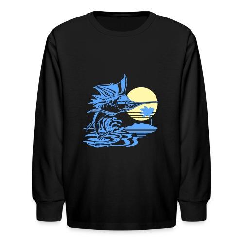 Sailfish - Kids' Long Sleeve T-Shirt