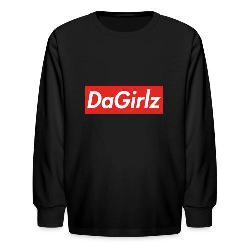 DaGirlz - Kids' Long Sleeve T-Shirt