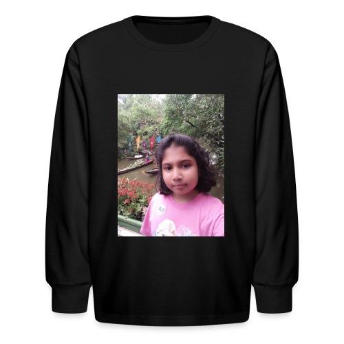 Tanisha - Kids' Long Sleeve T-Shirt