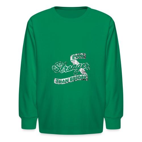 23 - Kids' Long Sleeve T-Shirt