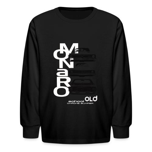 monaro over - Kids' Long Sleeve T-Shirt