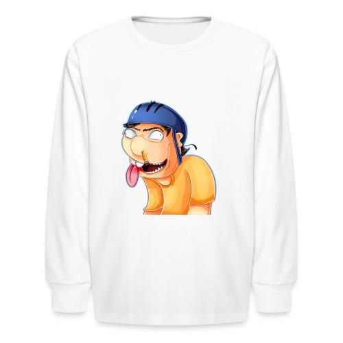 jeffy clipart - Kids' Long Sleeve T-Shirt