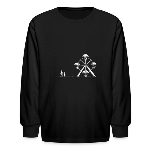 Ferris Wheel - Kids' Long Sleeve T-Shirt