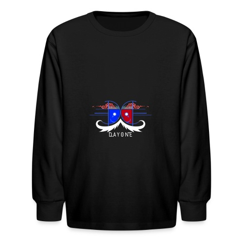 d19 - Kids' Long Sleeve T-Shirt