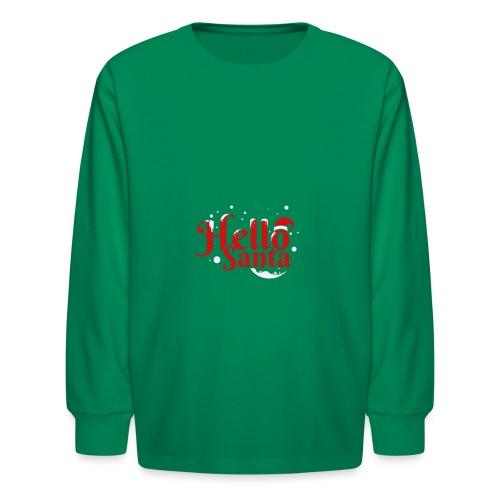 d14 - Kids' Long Sleeve T-Shirt