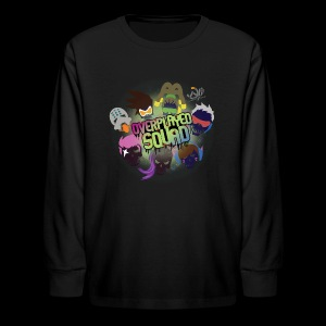 Overplayed Squad - Kids' Long Sleeve T-Shirt