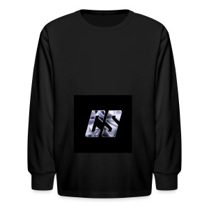 Merchlogo Vol.2 - Kids' Long Sleeve T-Shirt