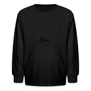 Slick Clothing - Kids' Long Sleeve T-Shirt