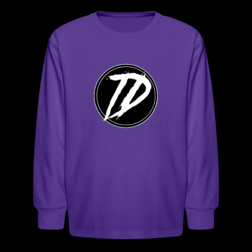 Team DEBUG Logo - Kids' Long Sleeve T-Shirt