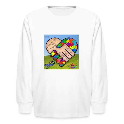 autpro1 - Kids' Long Sleeve T-Shirt