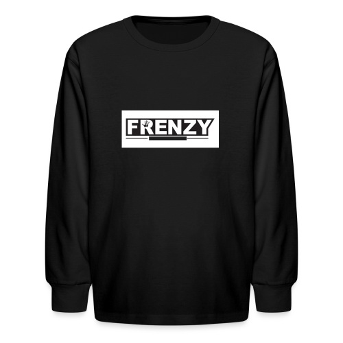 Frenzy - Kids' Long Sleeve T-Shirt