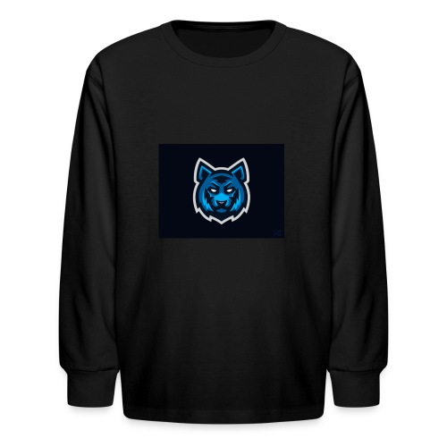 Logo Hoddie - Kids' Long Sleeve T-Shirt