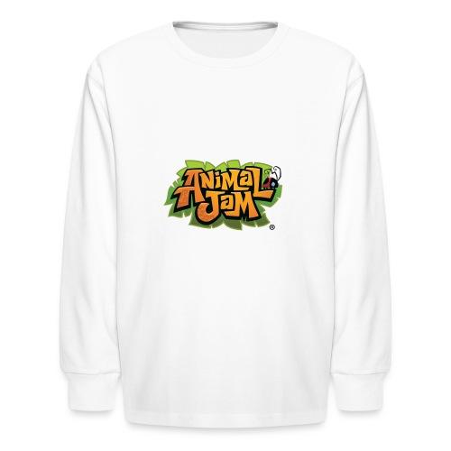 Animal Jam Shirt - Kids' Long Sleeve T-Shirt