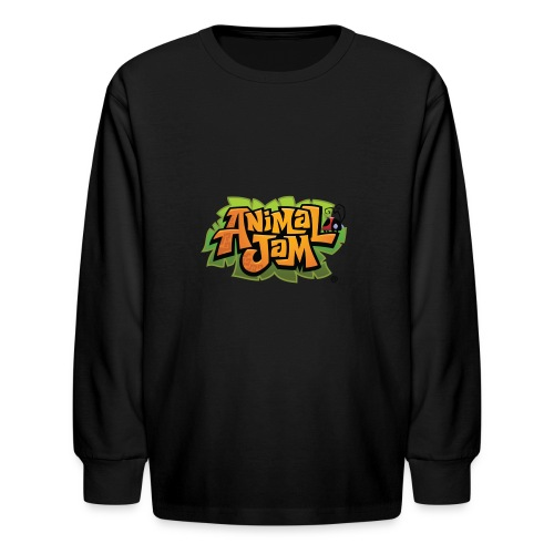 Animal Jam Shirt - Kids' Long Sleeve T-Shirt